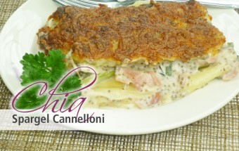 Chia Spargel Cannelloni