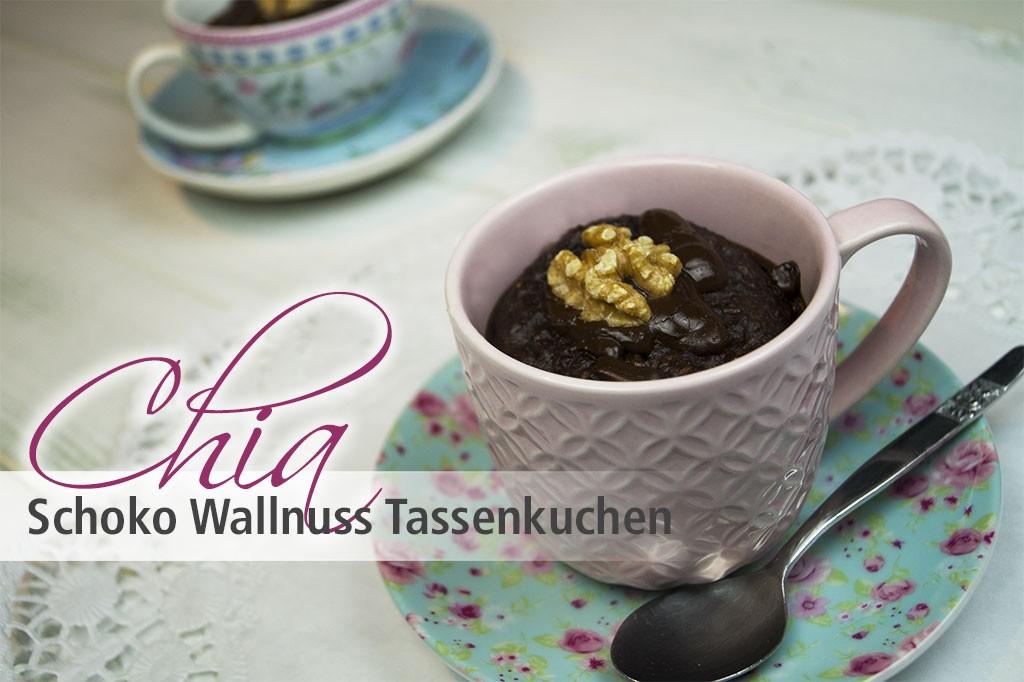 chia samen rezepte rezept chia schoko wallnuss tassenkuchen. Black Bedroom Furniture Sets. Home Design Ideas