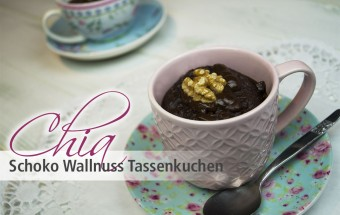 Chia Schoko-Wallnuss Tassenkuchen 2