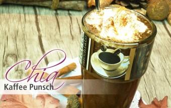 Chia Kaffee Punsch